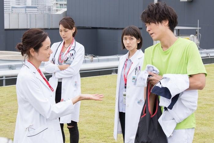 「レディ・ダ・ヴィンチの診断」第2話より(画像提供:関西テレビ)