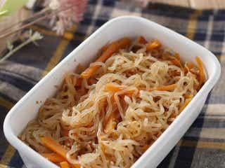 【作り置きレシピ】つるっとおいしい「しらたきとツナの炒め煮」