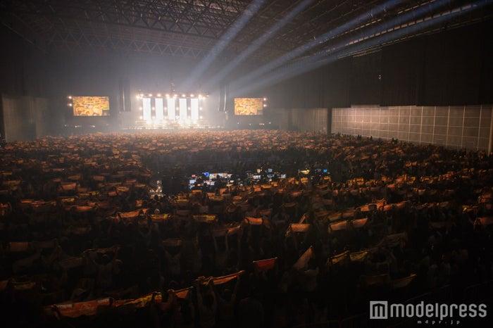 ライブの様子(画像提供:所属事務所)