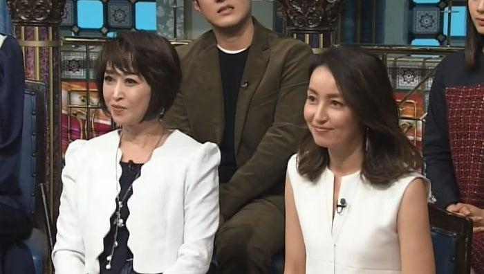 三原じゅん子、矢田亜希子(C)日本テレビ