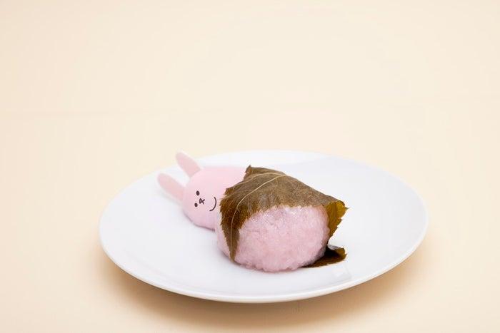 スキウサギの関西風桜餅590円(C)キューライス