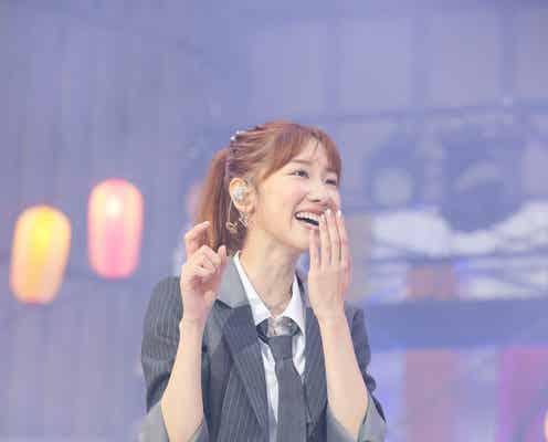 AKB48柏木由紀、復帰後初ライブで新曲参加 本田仁美の厳しいレッスン明かす「ひぃちゃん本当にすごい!」<ライブレポ>