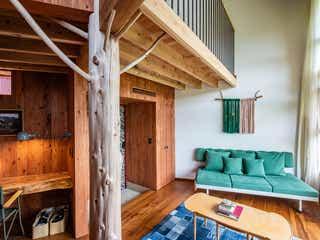 徳島「上勝町ゼロ ・ ウェイストセンター」ホテル併設の自然豊かな複合施設