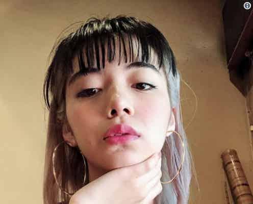 池田エライザ、銀髪写真に「かっこよすぎ」「女優魂」と反響続々<賭ケグルイ>