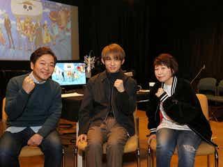 V6三宅健「ワンピース」史上初の副音声に挑戦 2役の声優出演も決定