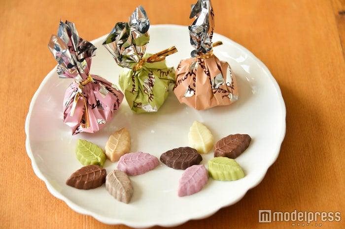 小粒の葉っぱ型も可愛い「リーフメモリー」(C)モデルプレス