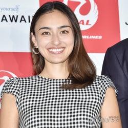 長谷川潤、再婚を報告「笑顔あふれるファミリーを築いていきたい」
