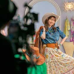 モデルプレス - 西野七瀬、初のカウガール姿披露「新鮮でした」