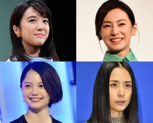 """『青天を衝け』では上白石萌音が好演 """"篤姫""""を演じた人気女優たち"""