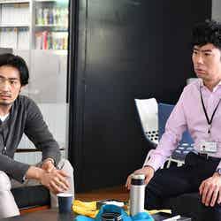 大谷亮平、星野源「逃げるは恥だが役に立つ」第10話・場面カット(C)TBS