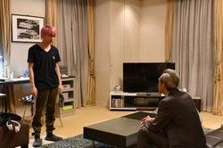 横浜流星、鶴見辰吾/「初めて恋をした日に読む話」第6話より(C)TBS