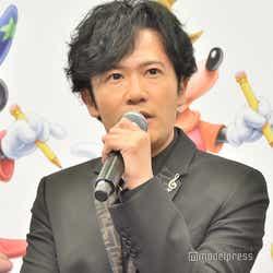ディズニーに影響を受けた幼少期を語った稲垣吾郎(C)モデルプレス