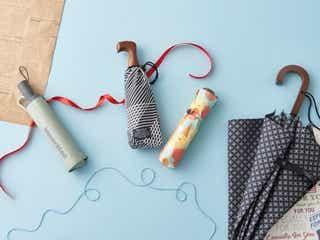 夏の紫外線対策に!しっかりUVカット&持ち運び便利な折りたたみ日傘まとめ