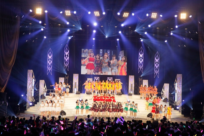 「Hello! Project 20th Anniversary!!Hello!Project 2018 SUMMER~ONE FOR ALL/ALL FOR ONE~」より(提供画像)