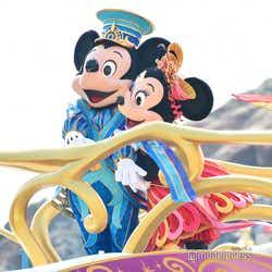 東京ディズニーシー/水上グリーティング「ハピエストセレブレーション・オン・ザ・シー」(C)モデルプレス(C)Disney