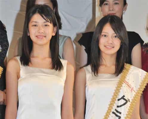 未来の上戸彩!13歳と15歳の「国民的美少女」が心境語る