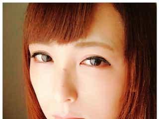 椿彩奈、タクシーで交通事故に「生きててよかった」
