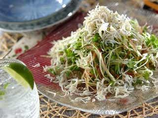 副菜、何にしよう?何でも相性抜群の「薬味野菜とシラスのサラダ」の作り方