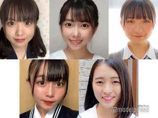 【中間速報】「女子高生ミスコン2020」九州・沖縄エリア、暫定上位5人を発表<日本一かわいい女子高生>