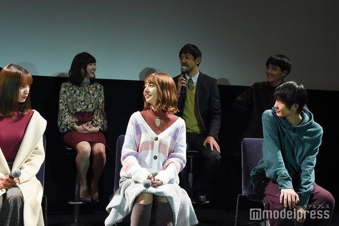YouTubeドラマ『タスクとリンコ』完成披露試写会 (C)モデルプレス