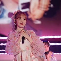 「宮脇咲良 HKT48 卒業コンサート ~Bouquet~」(C)Mercury
