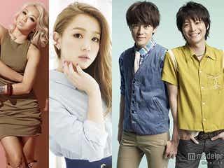 倖田來未、西野カナ、WaTら「FNSうたの夏まつり」追加出演者発表