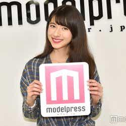 モデルプレスのインタビューに応じたLINA(吉村リナ)/(C)モデルプレス
