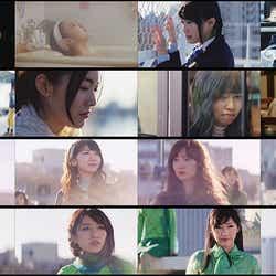 島崎遥香、松井珠理奈らAKB48メンバーが本気の涙 (C)AKS【モデルプレス】