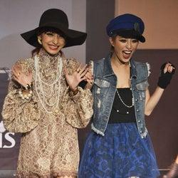 山本優希、森摩耶ら人気モデル「渋谷女祭り」に集結!最新ファッションを発信<写真特集>