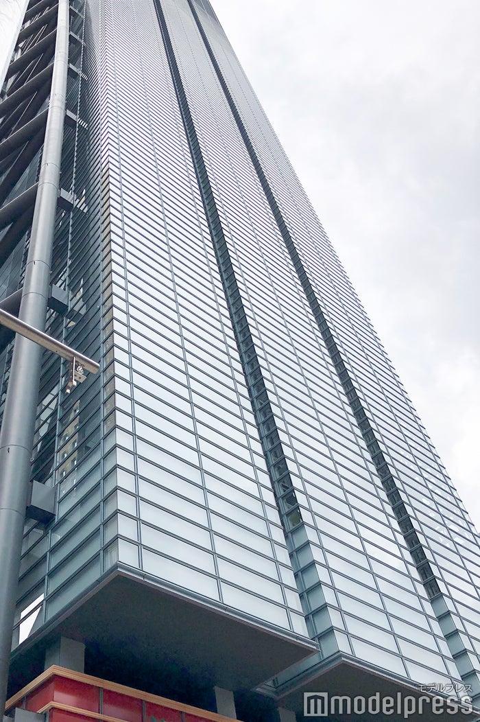 日本テレビタワー外観(C)モデルプレス