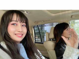 "Cocomi、母・工藤静香との""遠近法""2ショット公開「仲良し親子」と反響"