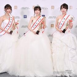 斎藤渚さん、黒川さくらさん、町遥香さん(C)モデルプレス