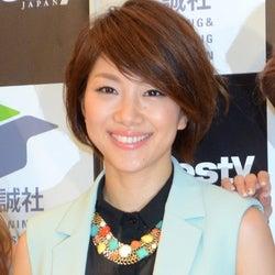 潮田玲子、モデルデビューにド緊張 イケメン夫の反応明かす