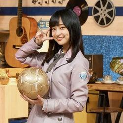 日向坂46影山優佳『FOOT×BRAIN』初出演に「この子はガチ」とSNS反響