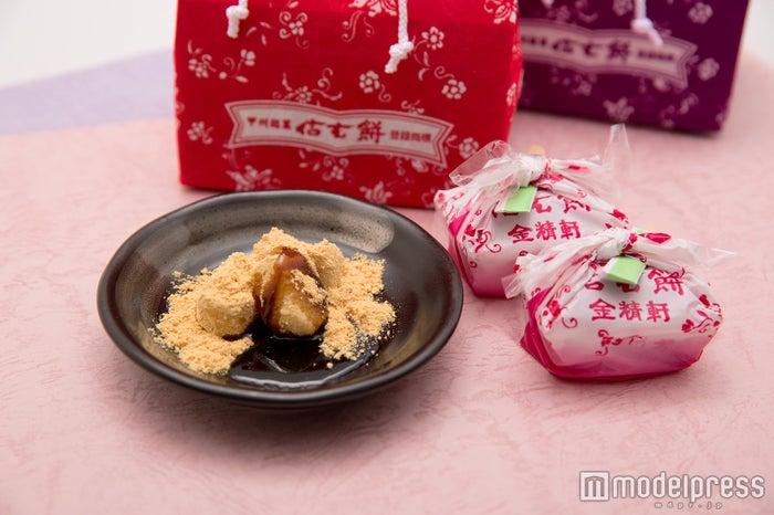 信玄餅/画像提供:金精軒製菓
