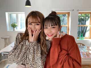 れいぽよ、テレビ初共演の妹・せらぴーが話題「大人っぽくて可愛い」「小学生に見えない」