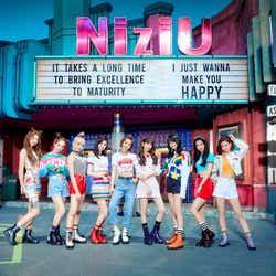 (左から)AYAKA、RIO、MAYUKA、RIKU、MAKO、MIIHI、NINA、MAYA、RIMA/NiziU(提供写真)
