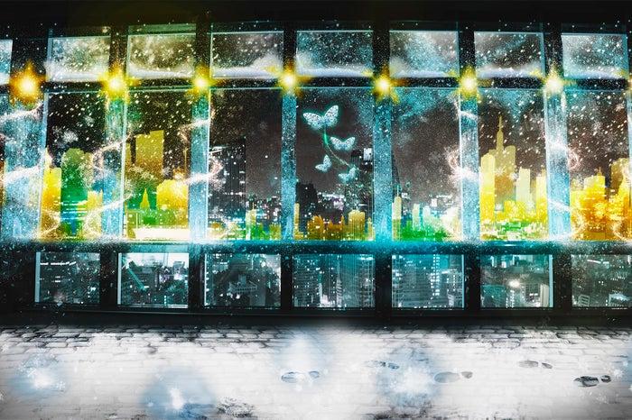 TOKYO TOWER CITY LIGHT FANTASIA/画像提供:ネイキッド