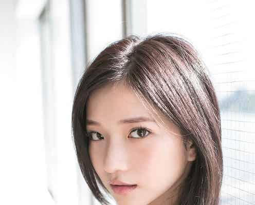 ウエスト48cmの美ボディ解禁 「ドクターX」出演の注目女優・南りほが初水着