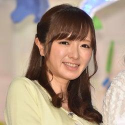 紺野あさ美さん、第1子出産を報告 夫はプロ野球選手