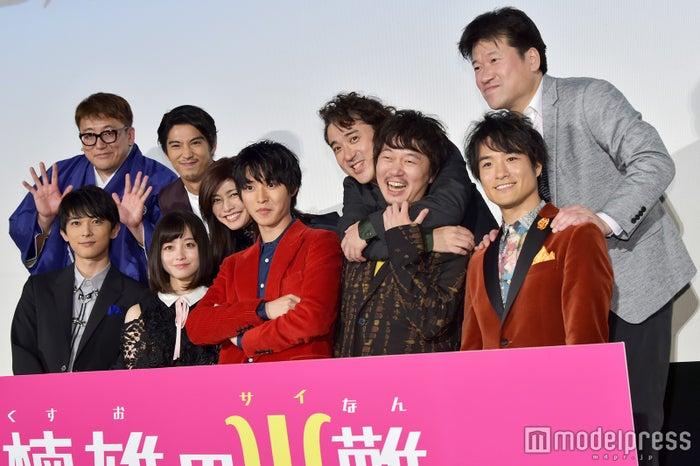 映画『斉木楠雄のΨ難』(10月21日公開)完成披露試写会(C)モデルプレス