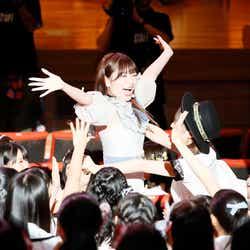 """モデルプレス - NMB48吉田朱里、""""アカリンが選抜に""""!「努力は必ず報われる」を証明"""