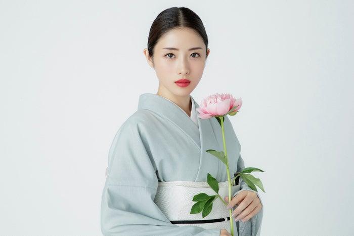 新ドラマ「高嶺の花」ヒロインの石原さとみ(C)日本テレビ