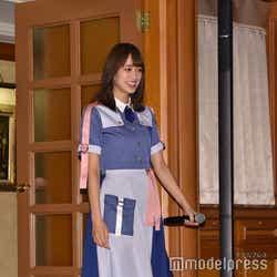 佐々木久美(C)モデルプレス