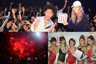 ガールズナイトに人気ユニットCREAM降臨 「HANPANAI」大合唱で熱狂の夜