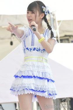 安田叶/AKB48フレッシュ選抜「TOKYO IDOL FESTIVAL 2018」(C)モデルプレス
