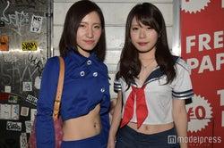 渋谷でのスナップ (C)モデルプレス