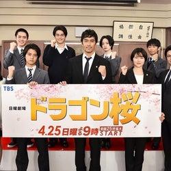 阿部寛、『ドラゴン桜』16年ぶりの続編に「大人が見ても参考になることがたくさんある」