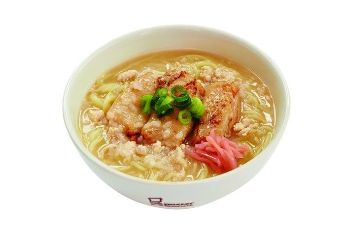 生姜香るサムゲタン風麺(572円)/画像提供:ダスキン