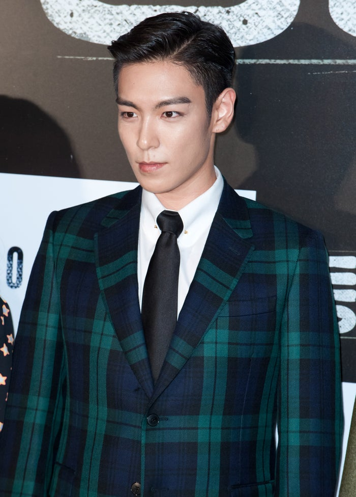 T.O.P(写真:gettyimages)